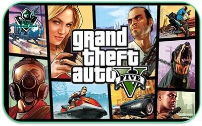 Grand Theft Auto Five Account GTAV